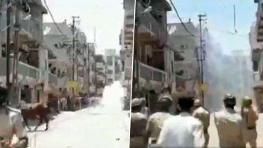 Surat: ঘরে ফেরাকে কেন্দ্র করে পরিযায়ী শ্রমিক ও পুলিশের সংঘর্ষে রণক্ষেত্র সুরাত, দেখুন ভিডিও