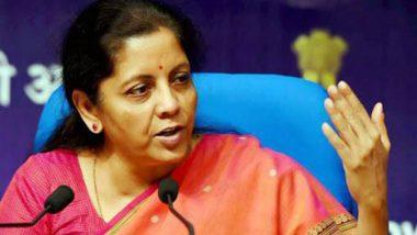 Nirmala Sitharaman: ২০ লক্ষ কোটির আর্থিক প্যাকেজর বর্ণনা, চারটের সময় সাংবাদিক সম্মেলনে অর্থমন্ত্রী নির্মলা সীতারমণ