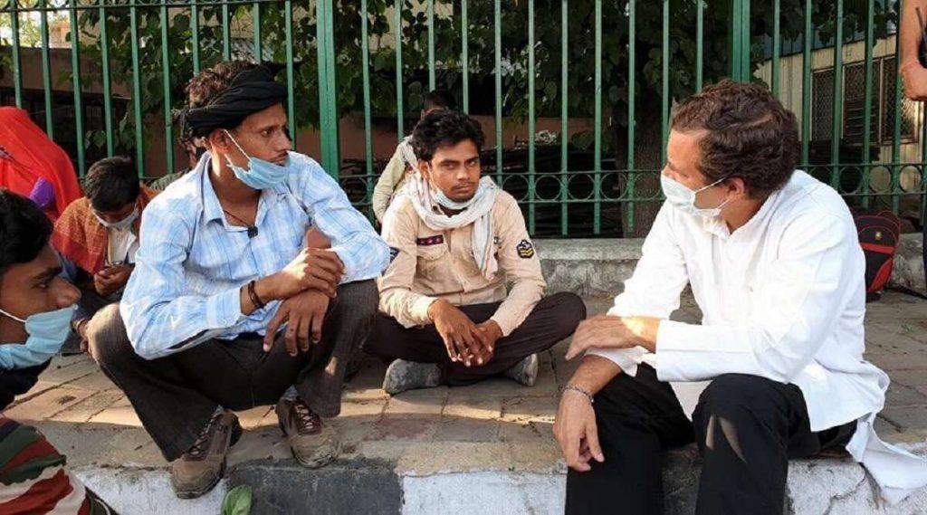 Rahul Gandhi's Short Film On Migrant Workers: প্রবাসী শ্রমিকদের দুর্দশার ছবি তুলে ধরে শর্ট ফিল্ম তৈরি করলেন রাহুল গান্ধি, দেখুন সেই শর্ট ফিল্ম