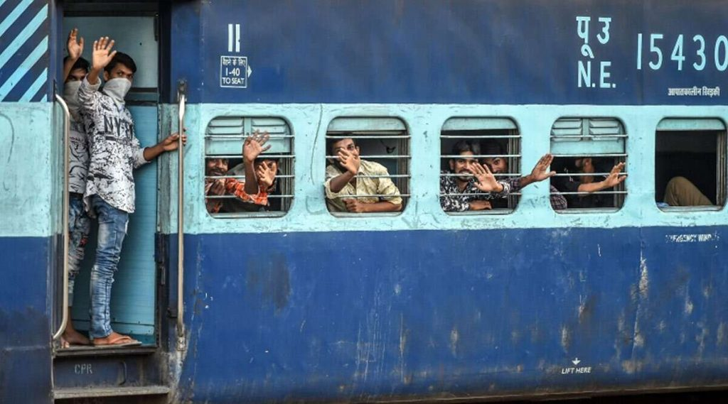 Shramik Special Train: চলন্ত শ্রমিক স্পেশাল ট্রেন থেকে পড়ে মৃত মহিলা, মালদার সামসি স্টেশনের কাছে মৃতদেহ উদ্ধার
