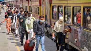 Shramik Special Trains: 'শ্রমিক ট্রেন' নিয়ে কেন্দ্রের বড় সিদ্ধান্ত, পরিযায়ী শ্রমিক ফেরাতে আর লাগবে না রাজ্যের অনুমতি