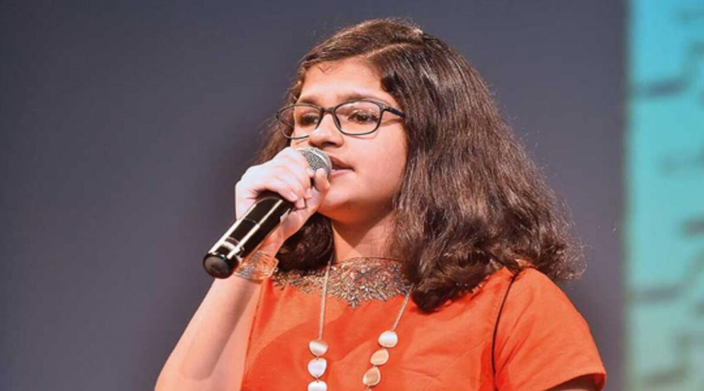 Suchetha Satish Sings Corona Awareness Songs: করোনার সচেতনতায় বাংলা সহ ২২টি ভাষায় গান গেয়ে নজির কিশোরীর