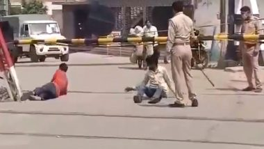 Uttar Pradesh: হেঁটে বাড়ি ফেরায় অপরাধ, উত্তরপ্রদেশে ২ পরিযায়ী শ্রমিককে রাস্তায় ফেলে পেটালো কনস্টেবল