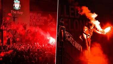 Liverpool FC win Premier League: তিরিশ বছর পর প্রিমিয়ার লিগে দুর্দান্ত জয় লিভারপুল এফসির, উল্লাসে ফেটে পড়ল দর্শকাসন