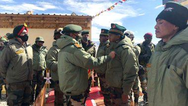 Army Chief visits Eastern Ladakh: পূর্ব লাদাখে সীমান্ত লাগোয়া এলাকা পরিদর্শন সেনা প্রধান জেনারেল এমএম নারাভানের
