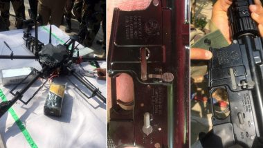 BSF Shoots Down Pakistani Drone: জম্মু ও কাশ্মীরে গুলি করে পাকিস্তানের ড্রোন নামাল বিএসএফ, উদ্ধার আগ্নেয়াস্ত্র
