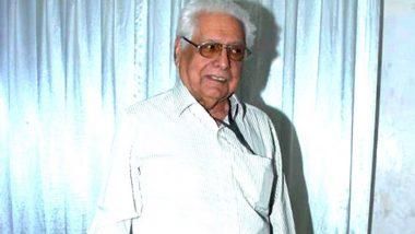 Filmmaker Basu Chatterjee Passes Away: প্রয়াত প্রবীণ চলচ্চিত্র পরিচালক বাসু চ্যাটার্জি