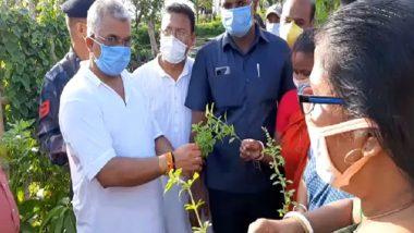 Dilip Ghosh On World Environment Day: বিশ্ব পরিবেশ দিবস উপলক্ষে সল্টলেকের রাস্তায় ঘুরে বৃক্ষরোপণ করলেন দিলীপ ঘোষ