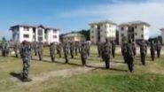 CRPF Personnel Take Pledge To Boycott Chinese Products: চিনা পণ্য বয়কটের শপথ CRPF ইউনিটের, ভাইরাল ভিডিয়ো