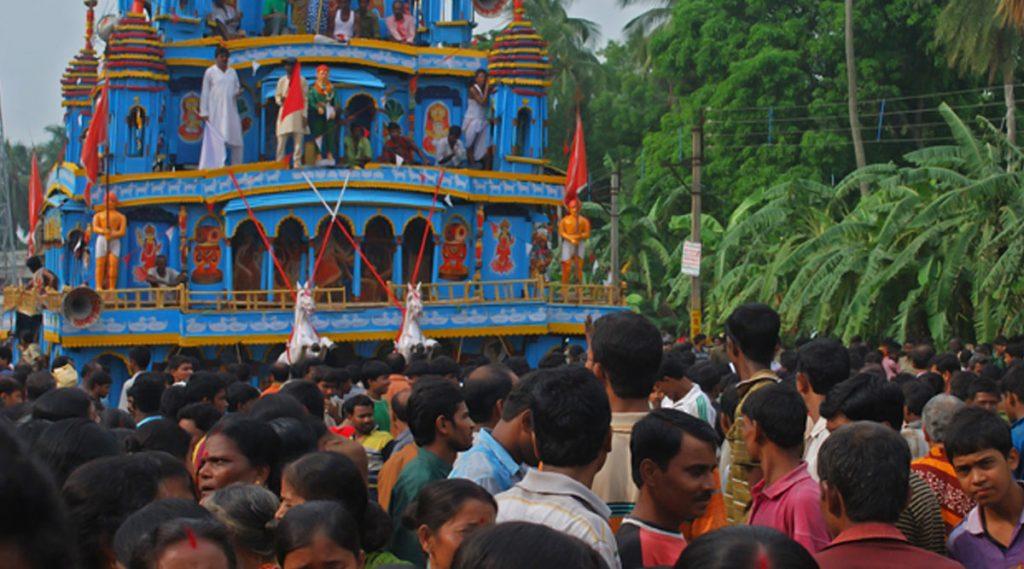 Mahishadal Rath Yatra : পূর্ব মেদিনীপুরের মহিষাদল রাজবাড়ির রথযাত্রা বন্ধ