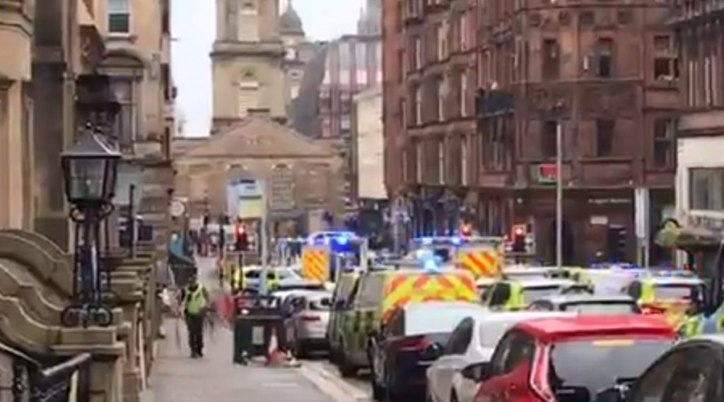 Glasgow Stabbing: গ্লাসগো সিটি সেন্টারে হোটেলে ছুরিকাঘাতের ঘটনায় নিহত ৩