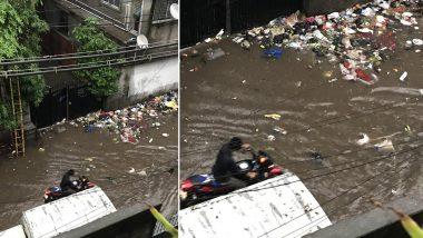 Heavy Rain In Kolkata: কলকাতা সহ দক্ষিণবঙ্গে মুষলধারে বৃষ্টি, জল জমলো কলকাতার কয়েকটি রাস্তায়