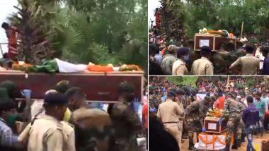 Birbhum: গান স্যালুটে শেষ শ্রদ্ধা লাদাখে শহিদ রাজেশ ওরাংকে