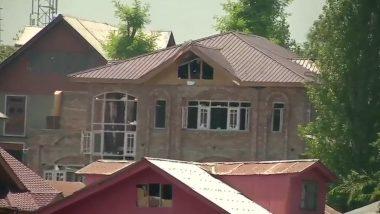 Jammu and Kashmir: শ্রীনগরে নিরাপত্তা বাহিনীর গুলিতে নিকেশ তিন জঙ্গি