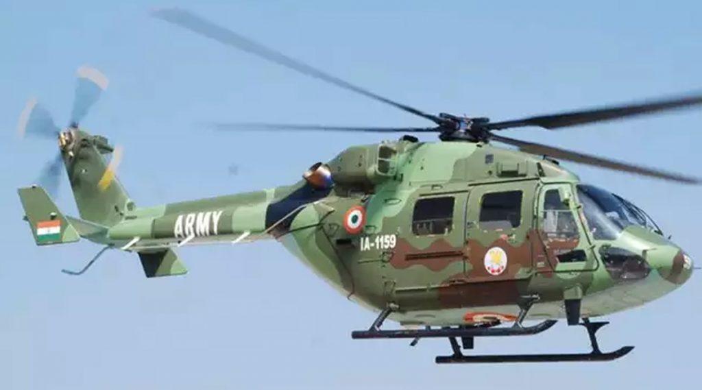 Dhruv Helicopter Made Precautionary Landing: পূর্ব লাদাখে জরুরি অবতরণ করল ভারতীয় সেনার ধ্রুব হেলিকপ্টার