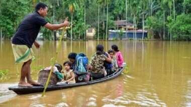 Assam Floods: অসমের ৭ জেলায় প্রবল বৃষ্টিতে ছন্নছাড়া ৫০ হাজার মানুষ