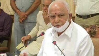 Karnataka CM BS Yediyurappa: সংক্রমণ বাড়লেও ফের লকডাউনের কোনও প্রশ্ন নেই, বললেন কর্ণাটকের মুখ্যমন্ত্রী বিএস ইয়েদুরাপ্পা