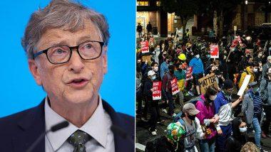 Bill Gates: জর্জ ফ্লয়েড হত্যার ঘটনায় ব্ল্যাক লাইভস ম্যাটার ক্যামপেন সমান ভবিষ্যতের ইঙ্গিত দিচ্ছে, বললেন বিল গেটস