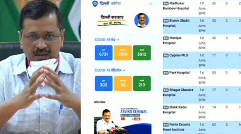 Delhi Corona App: রাজ্যের করোনা হাসপাতাল, বেডসংখ্যা এবং ভেন্টিলেটরের তথ্য এবার অ্যাপের মুঠোয়