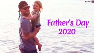Happy Father's Day 2020 Wishes: বাবার মুখে হাসি ফোটাতে শেয়ার করুন 'ফাদার্স ডে'র শুভেচ্ছাপত্রগুলি, WhatsApp, Messages, SMS -র মাধ্যমে