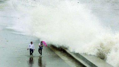 Cyclone Nisarga Update: মহারাষ্ট্রের হরিহরেশ্বরে এবং গুজরাতের দমন উপকূলে আছড়ে পড়তে পারে ঘূর্ণিঝড় নিসর্গ, জারি লাল সতর্কতা