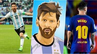 Lionel Messi Birthday Special: আজ বিশ্ব ফুটবলের জাদুকর লিওনেল মেসির জন্মদিন, শুভেচ্ছা জানাতে শেয়ার করে নিন তাঁর উল্লেখযোগ্য কিছু ছবি