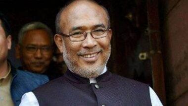 BJP Govt In Manipur: ৩ বিধায়কের দলত্যাগ, ৪ মন্ত্রীর ইস্তফায় মণিপুরে অস্তিত্ব সংকটে বিজেপি