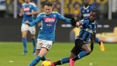 Napoli vs Inter Milan, Coppa Italia 2019-20 Free Live Streaming Online: কোপা ইতালিয়ার দ্বিতীয় সেমিফাইনালে নাপোলি বনাম ইন্টার মিলান, জানুন কোথায়, কখন দেখবেন ম্যাচ