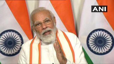 Narendra Modi To Interact With All CM Via Video Conference: লকডাউন বাড়ার আশঙ্কা! আগামী ১৬ ও ১৭ জুন রাজ্য ও কেন্দ্রশাসিত অঞ্চলগুলির সঙ্গে ভার্চুয়াল বৈঠকে অংশগ্রহণ করবেন নরেন্দ্র মোদি