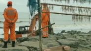 Nisarga Cyclone: ধেয়ে আসছে নিসর্গ ঘূর্ণিঝড়,  এনডিআরএফ-এর তত্ত্বাবধানে মহারাষ্ট্রে মোতায়েন বিপর্যয় মোকাবিলা বাহিনীর ১৬টি দল,  গুজরাট উপকূলে ১১টি