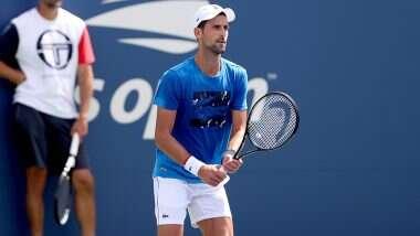 Novak Djokovic: লাইন অফিসিয়ালকে বল দিয়ে আঘাত করায় ইউএস ওপেন থেকে বাদ পড়লেন জোকোভিচ