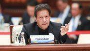 Pakistan PM Imran Khan: মেয়েরা স্বল্প পোশাক পরলে, ছেলেরা রোবটা না হলে প্রভাব পড়বেই, বললেন পাক প্রধানমন্ত্রী ইমরান খান (ভিডিও)