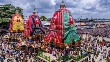 Puri Rath Yatra: করোনা পরিস্থিতিতে প্রভু জগন্নাথ দেবের রথযাত্রায় বাদ পড়লেন সাধারণ মানুষ, পুরীর রথ টানবেন পাঁচ হাজার সেবায়েত