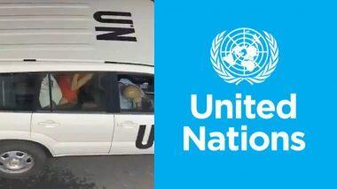 UN Official Sex Scandal: জাতিসংঘের কর্মীর যৌন কেলেঙ্কারি, গাড়িতে সঙ্গমের ভিডিও ভাইরাল