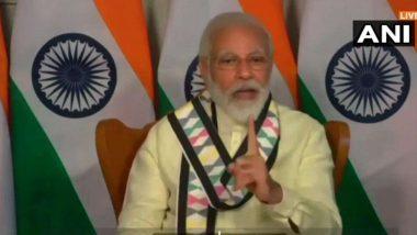 PM Modi Quotes Gurudev Rabindranath Tagore Poem: 'পায়ের বেগেই পথ কেটে যায়, করিস নে আর দেরি', রবীন্দ্রনাথ ঠাকুরের কবিতায় লড়াইয়ের বার্তা নরেন্দ্র মোদির