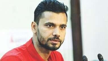 Mashrafe Mortaza Recovers From COVID-19: করোনামুক্ত হলেন বাংলাদেশের ক্রিকেটার মাশরাফি বিন মুর্তজা