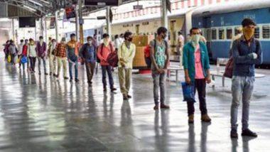 India-China Tensions: গলওয়ান উপত্যকায় সেনা সংঘর্ষ, বিপত্তি এড়াতে বাতিল দুমকা থেকে লেহ গামী শ্রমিক স্পেশ্যাল ট্রেন