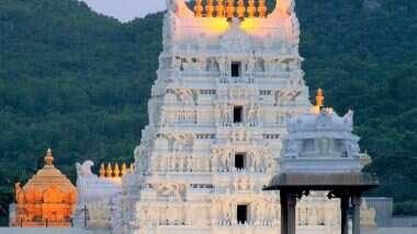 Tirupati Temple: তিরুপতি মন্দির দর্শনে ৯ হাজার টিকিট বিক্রি হচ্ছে অনলাইনে