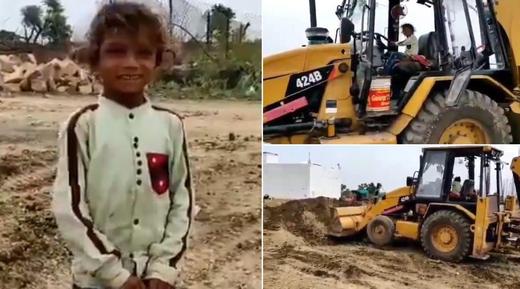 5 Year Old Effortlessly Operates JCB: ক্লাস ওয়ানে পড়া বাচ্চা চালাচ্ছে JCB, ভিডিয়ো শেয়ার করে বাহবা বীরেন্দ্র সেওয়াগের