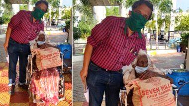 Coronavirus: করোনাকে হারিয়ে জয়ী হলেন শতায়ু পার করা পি মঙ্গম্মা
