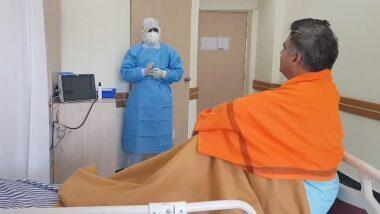 Doctor Singing 'Teri Mitti' at COVID-19 Hospital: করোনা রোগীকে দেশাত্মবোধক গান শোনাচ্ছেন চিকিৎসক, ভাইরাল ভিডিয়ো