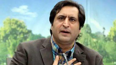Sajjad Lone Released From House Detention: মুক্তি পেলেন কাশ্মীরের পিপলস কনফারেন্স নেতা সাজ্জাদ লোন