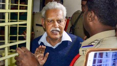 Varavara Rao Tests Positive For Covid-19: করোনা আক্রান্ত প্রবীণ কবি ভারাভারা রাও