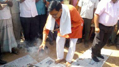 Coronavirus In West Bengal: করোনাভাইরাসে আক্রান্ত মালদার বৈষ্ণবনগরের বিজেপি বিধায়ক স্বাধীন সরকার