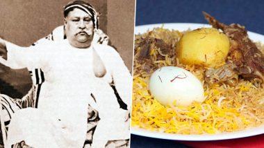 NawabWajid Ali Shah Birthday: নবাব ওয়াজিদ আলি শাহের হাত ধরেই কলকাতায় তৈরি হয় আলু-বিরিয়ানি