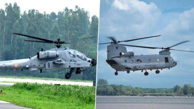 Boeing Completes Helicopter Deliveries To IAF: ভারতের হাতে ২২টি অ্যাপাচে ও ১৫টি চিনুক হেলিকপ্টার তুলে দিল বোয়িং