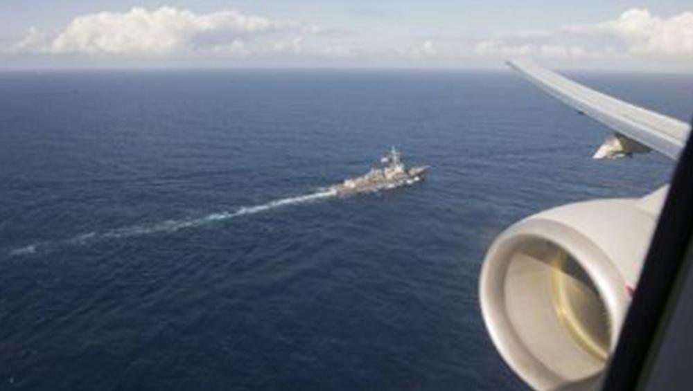 US-China Tensions: চিনের টেনশন বাড়িয়ে সাংহাইয়ের আকাশে সাবমেরিন বিধ্বংসী মার্কিন যুদ্ধবিমানের নজরদারি