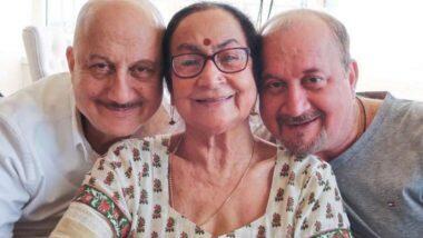 Anupam Kher's Family COVID-19 Positive: বচ্চন পরিবারের পর করোনার হানা অনুপম খেরের বাড়িতে