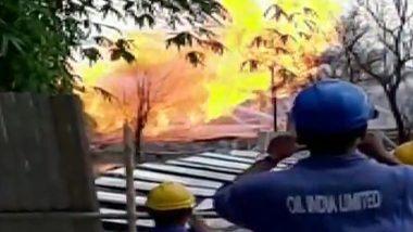 Blast at Baghjan Oil Well in Assam: আসামের তৈলকূপে ফের ভয়াবহ বিস্ফোরণ, গুরুতর আহত ৩ বিদেশি বিশেষজ্ঞ