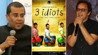 Chetan Bhagat vs Vidhu Vinod Chopra: 'থ্রি ইডিয়টস' ছবির জন্য সেরা গল্পকারের পুরস্কার পাননি চেতন ভগত, উল্টে জোটে খুনির হুমকি!